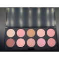 Blush Palette 10 Colours