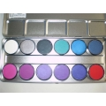 PALTPA12C Cool Tones Wet/Dry EYESHADOWS