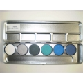 PALTPA6C1 Cool Tones Wet/Dry EYESHADOWS