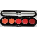 PAL09 RED Lip Palette