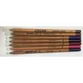 7 x Assorted Pencils