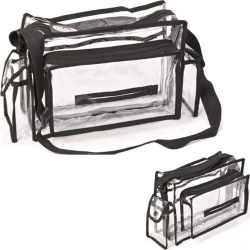 Small Clear Set Bag