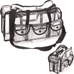 Large Clear Set Bag